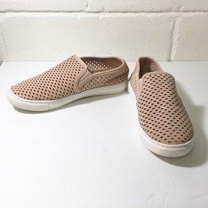 Steve Madden Dusty Rose Slip On Shoes
